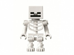 Minecraft Legos Crafting Box