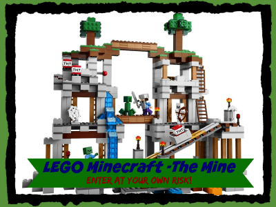 LEGO Minecraft - The Mine