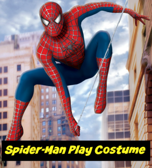 Spider-man Dress Up Costume