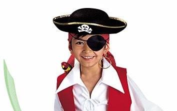 Pirate Dress Up Costume