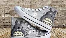 Fun Hand Painted Shoes For Boys