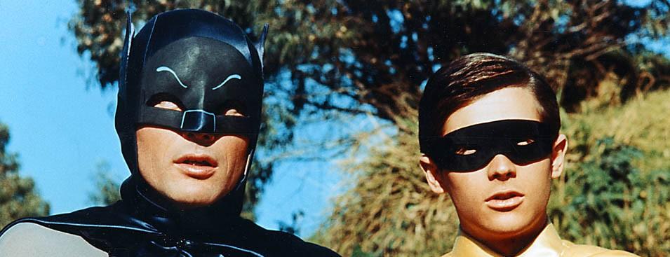 Batman 1966 Action Figures
