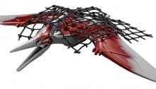 LEGO Jurassic World Pteranodon Capture Building Kit