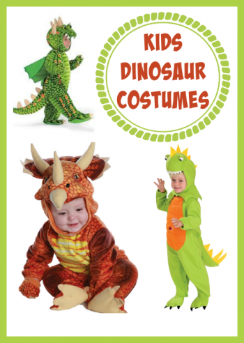 Colorful and Fun Kids Dinosaur Costumes Worth Roaring About