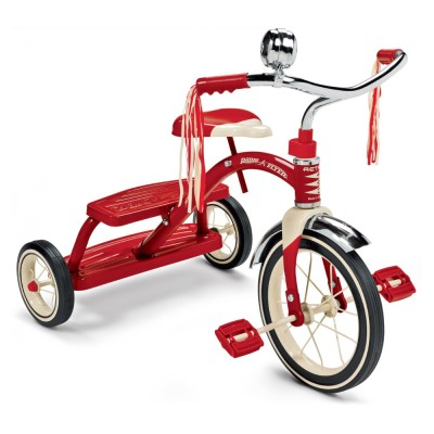 Retro Radio Flyer Tricycle