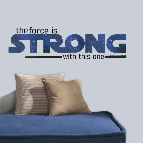 star wars wall decals kids rooms