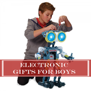 Best Electronic Toys for Boys