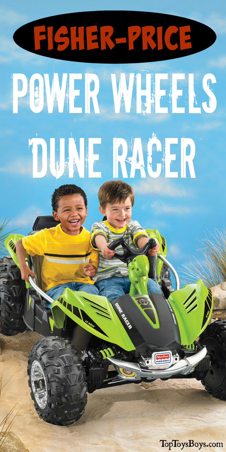Green Power Wheels Dune Racer every kid will want to be driving this summer!