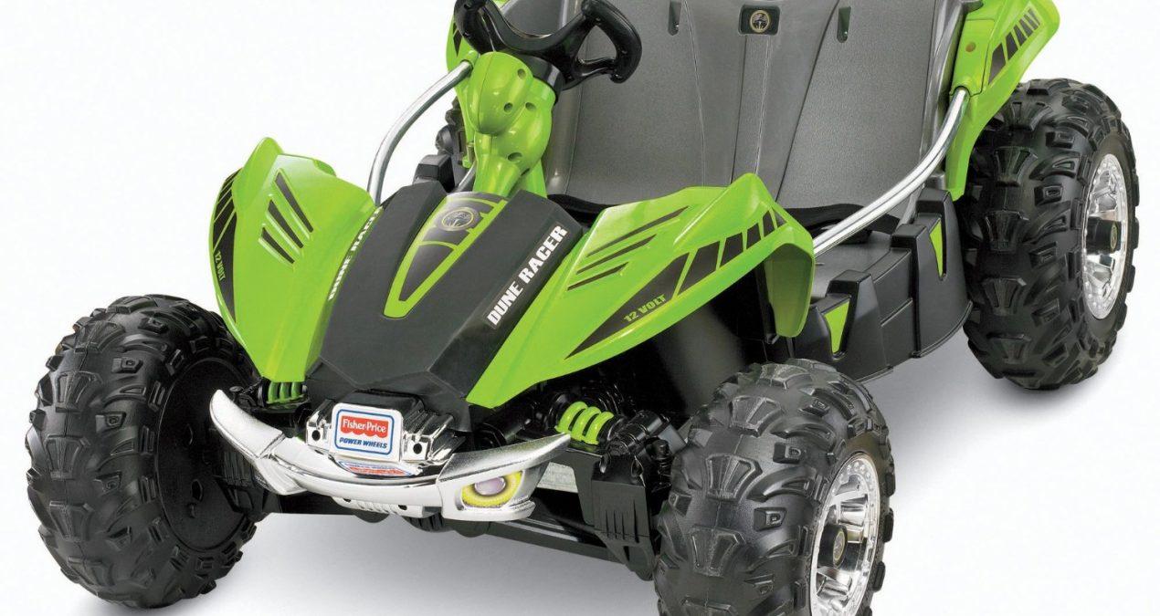 Green Power Wheels Dune Racer