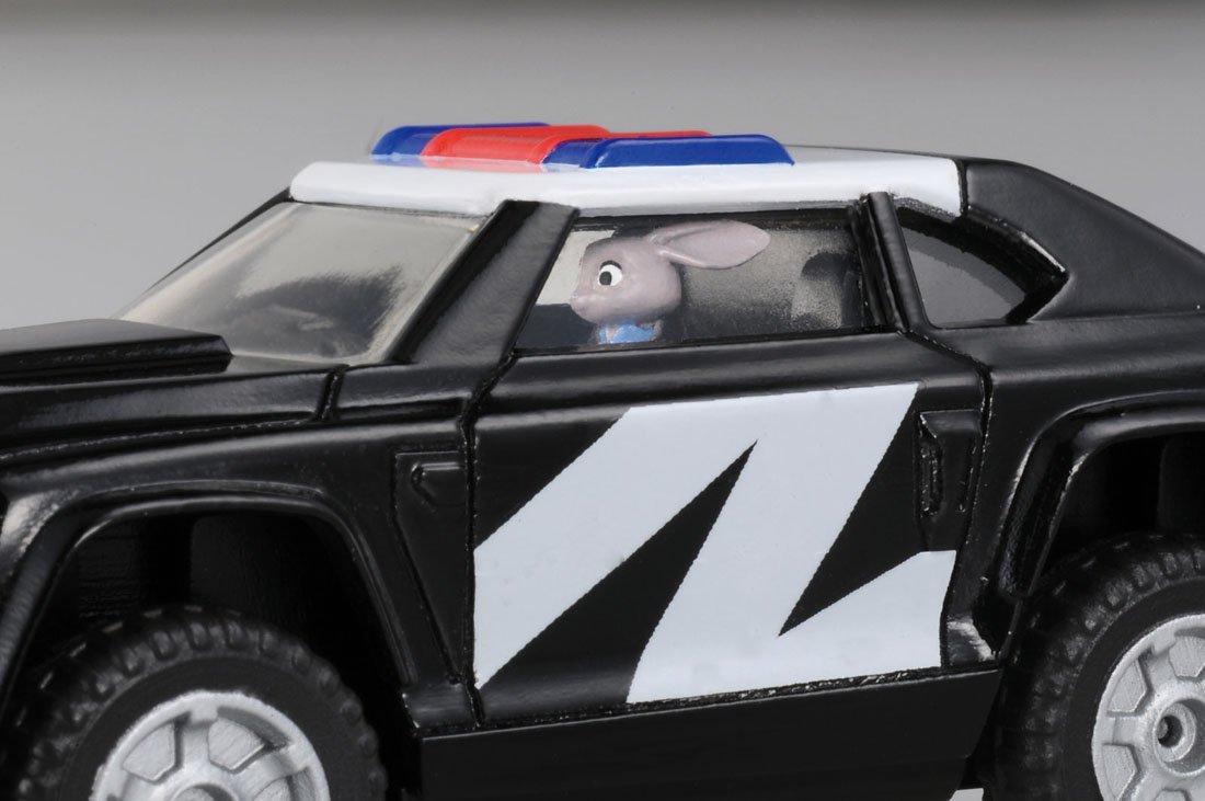 zootopia judy's police cruiser
