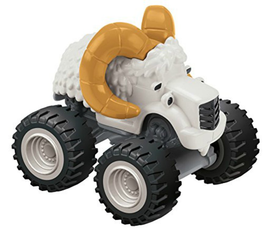 Blaze Monster Machine Toys Big Horn 2