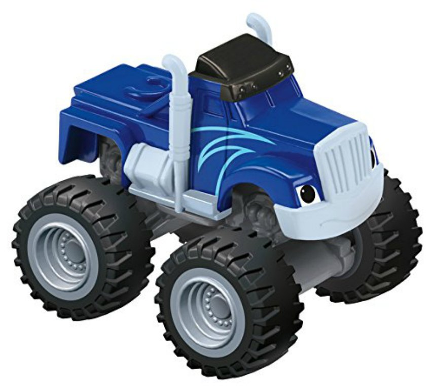 Blaze Monster Machines Crusher