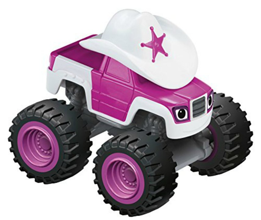 Blaze Monster Machines Starla Toys