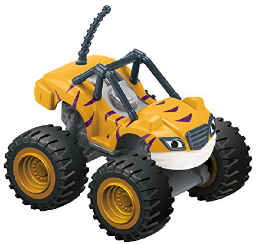 Blaze Monster Machines Stripes