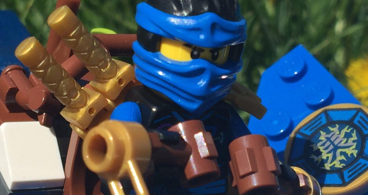 Lego Ninjago Jay Dragon Set