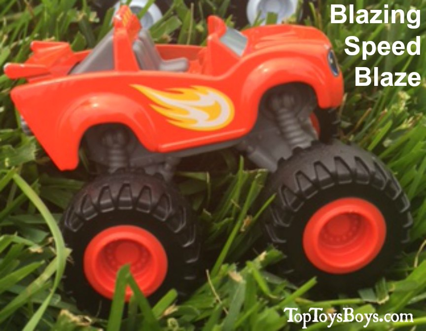 AJ Blaze Monster Machines