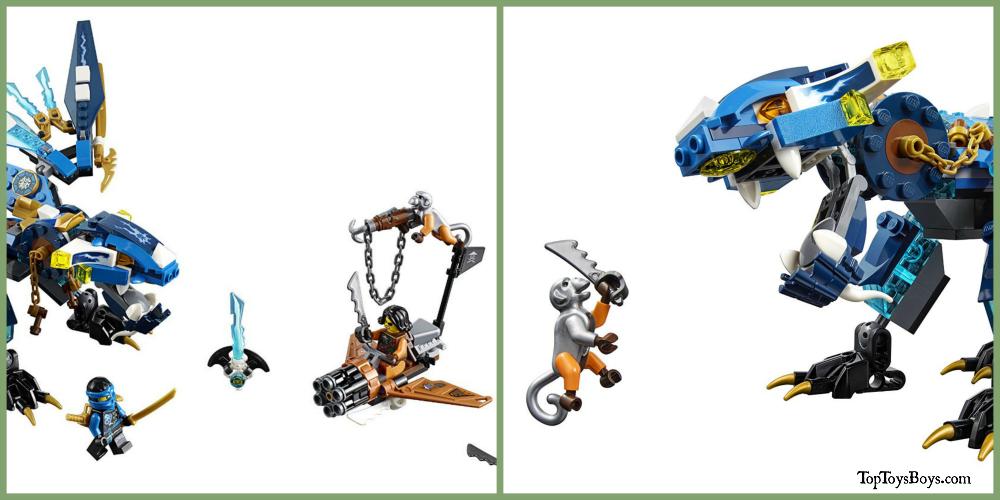 Ninjago Lego Dragons