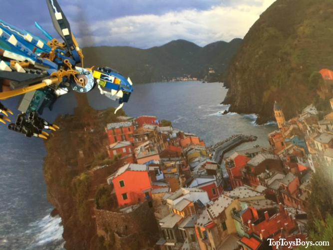 lego ninjago jay's elemental dragon review 3