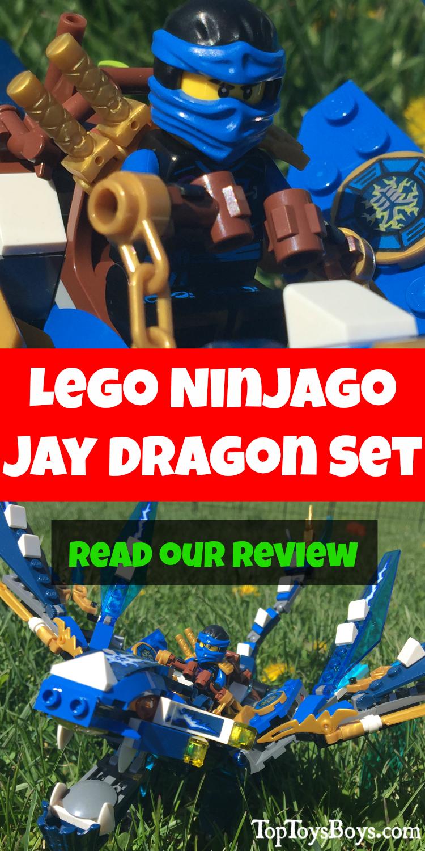 Ninjago Lego Jays Dragons