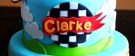 Blaze Monster Machines Cake