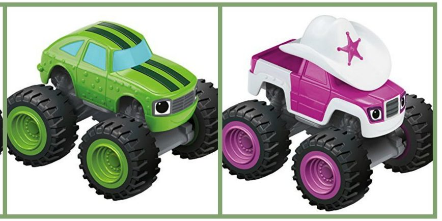 Blaze Monster Machines Die Cast