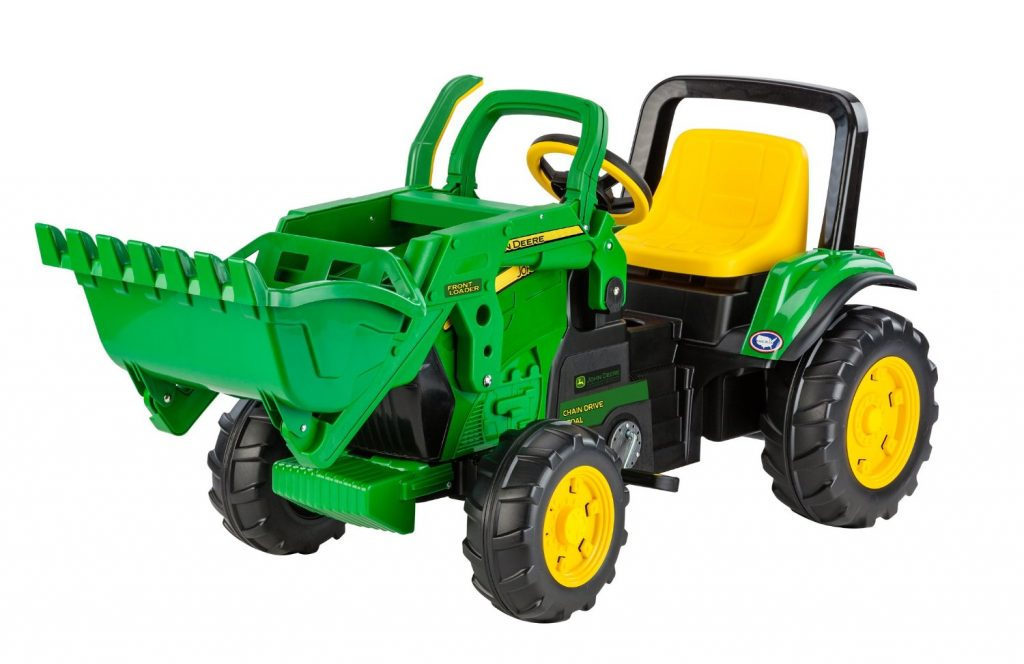 John Deere Front Loader kids is Just a Toy