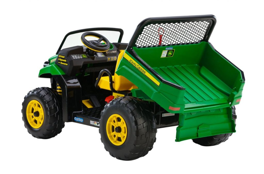 John Deere Gator for Kids Dump Trailer