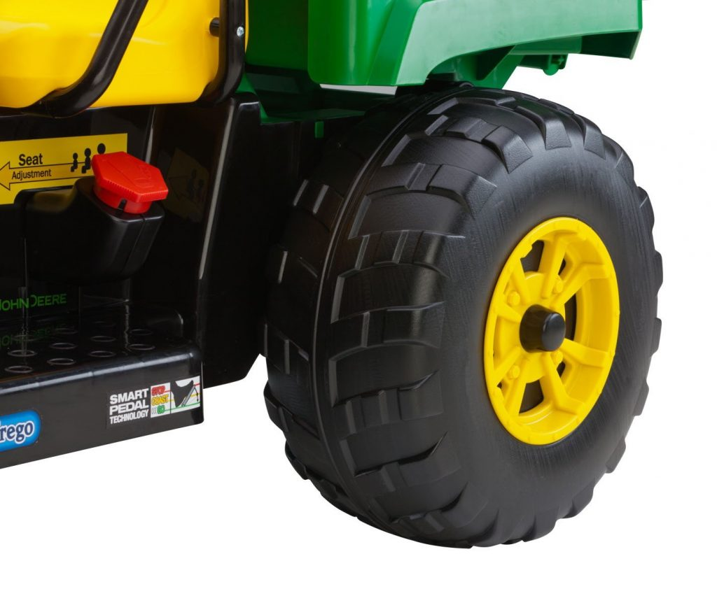 John Deere Gator for Kids Tires
