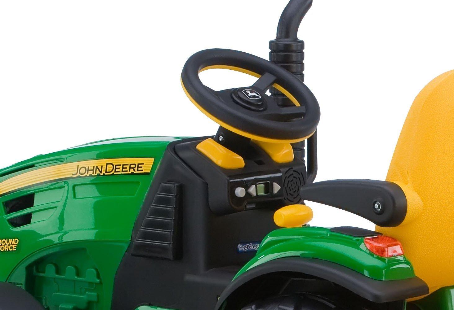 John Deere Kids Ride Tractor