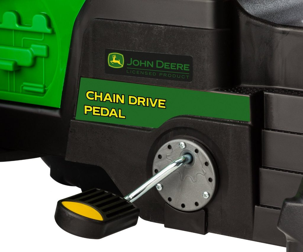 John Deere Front Loader for Kids
