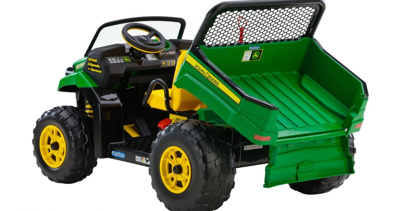 John Deere Gator for Kids | Get Your Motor Running!