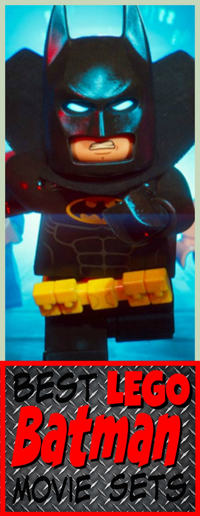 Best Lego Batman Movie Sets 2017 Batman
