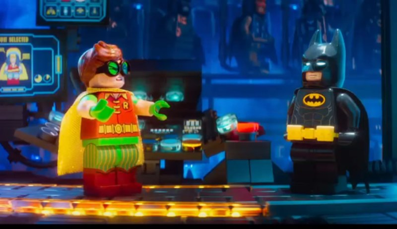 Batman Lego Movie Sets 2017