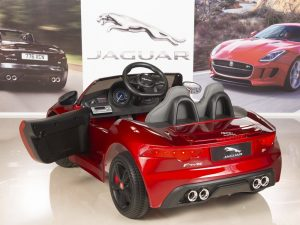 Jaguar Kids Motorized Ride On Cars