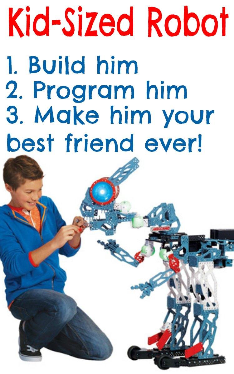 Kid-Sized Robot Kits