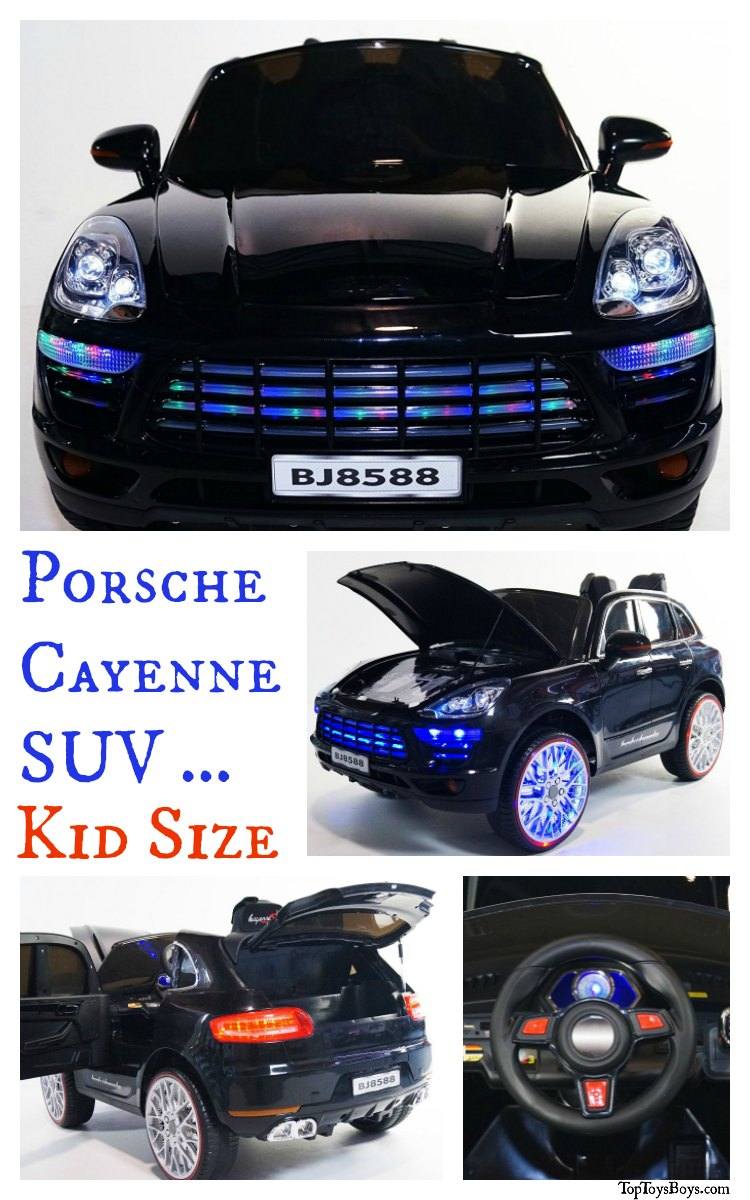 Luxury Cars for Kids Porsche