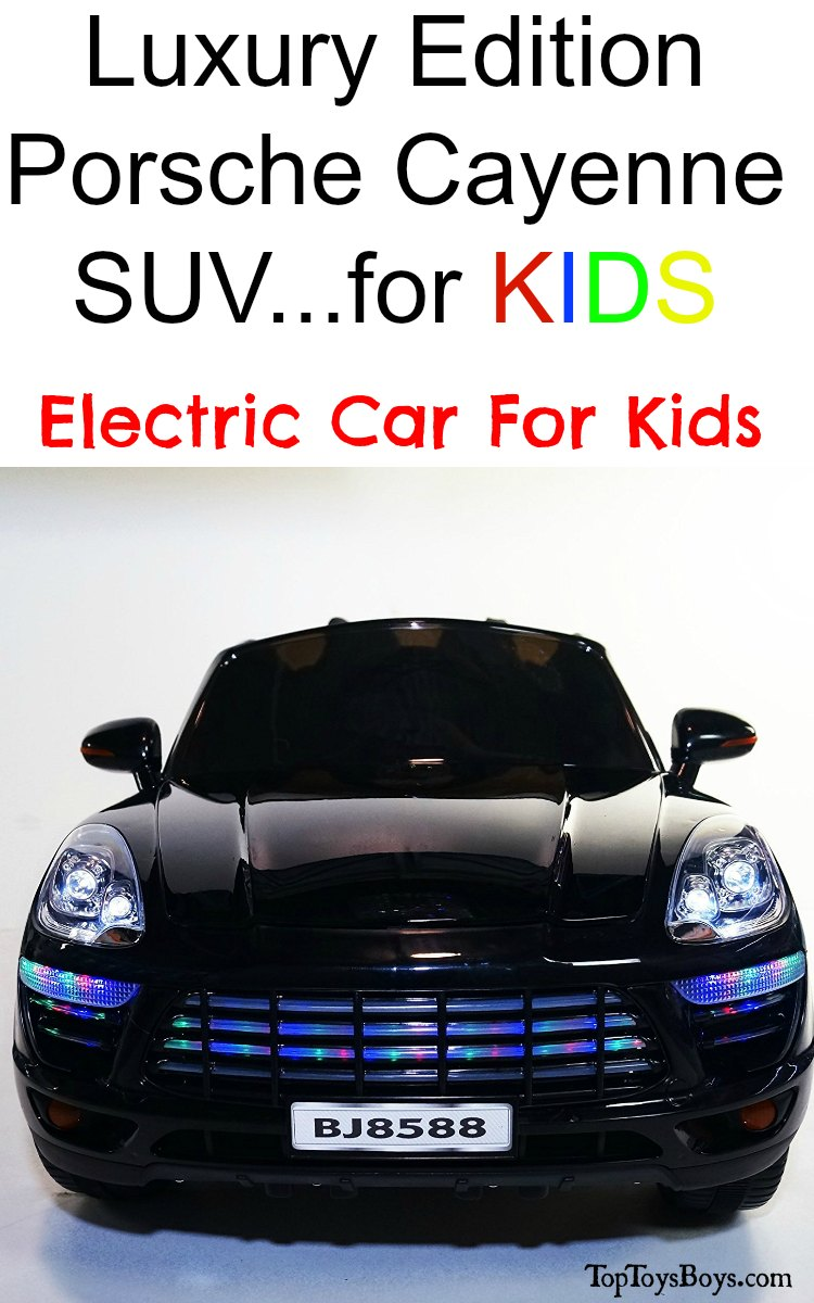 Porsche Electric Car for Kids