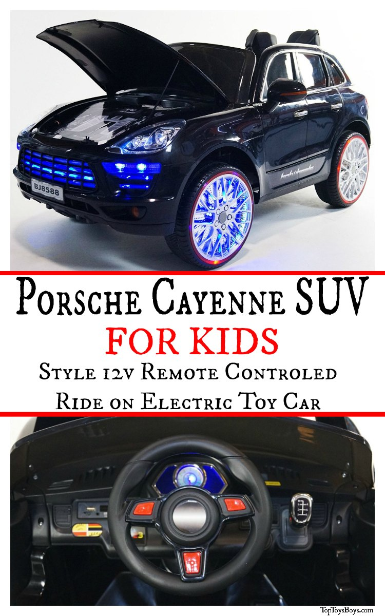 Porsche Luxury Ride on Cars for Kids