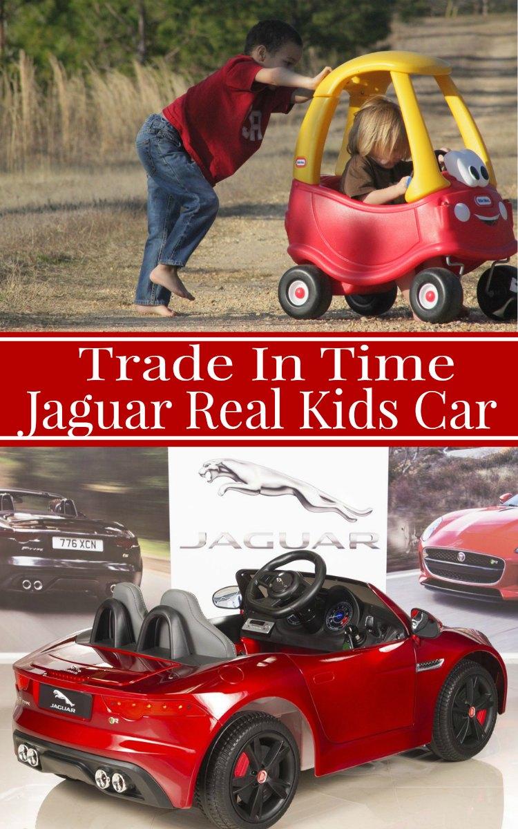 Real Kids Car - Jagua