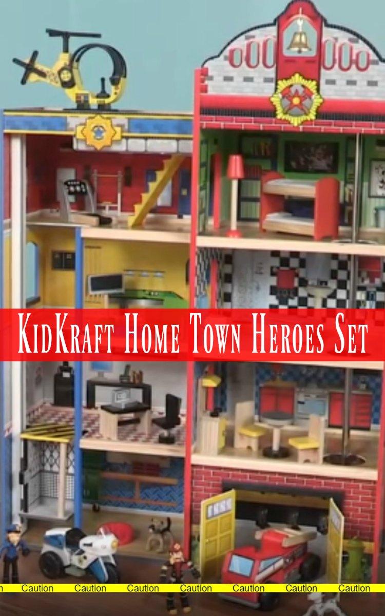 KidKraft Home Town Heroes Set