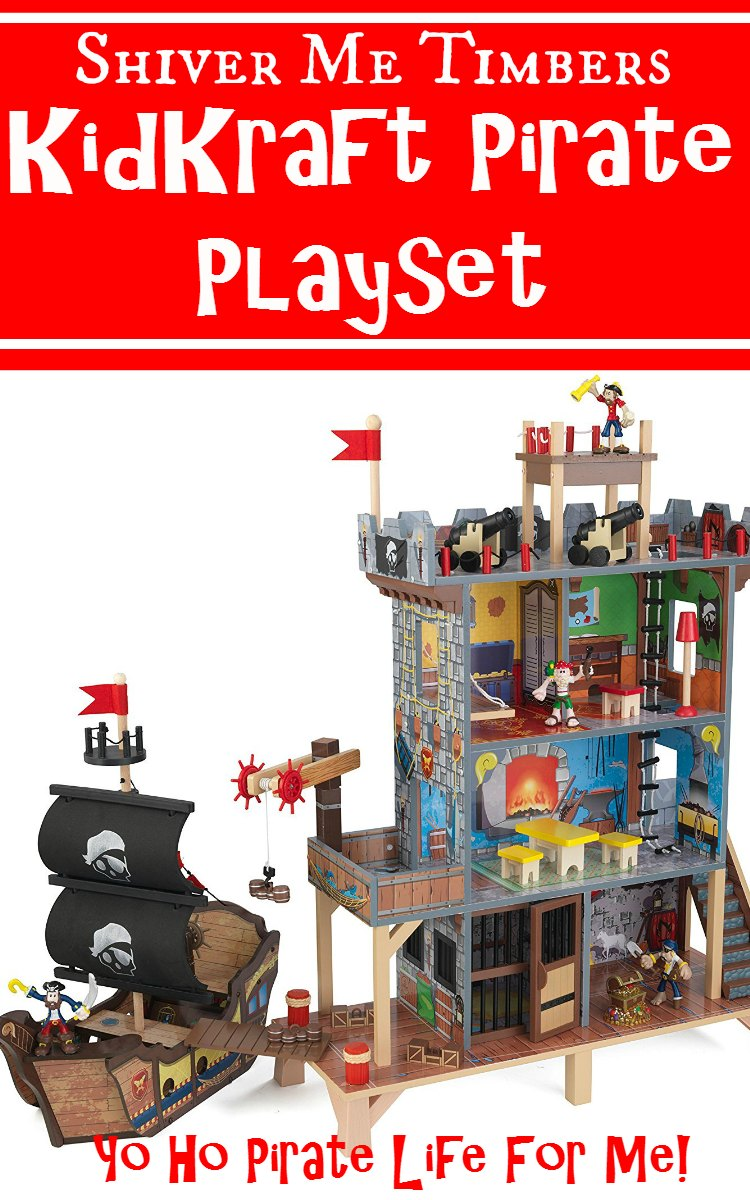 KidKraft Pirate Playse