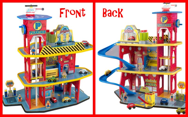Toy Garage Playsets