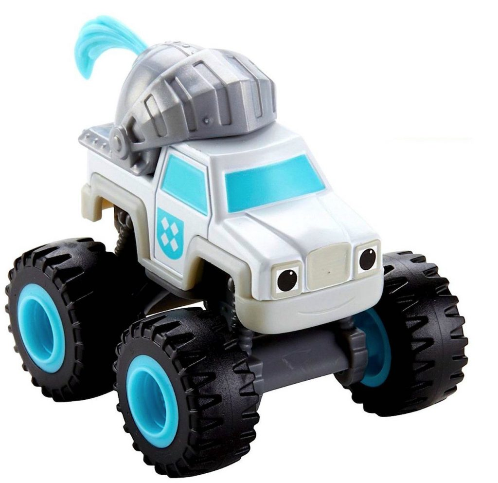 Blaze and the Monster Machines Knight Truck