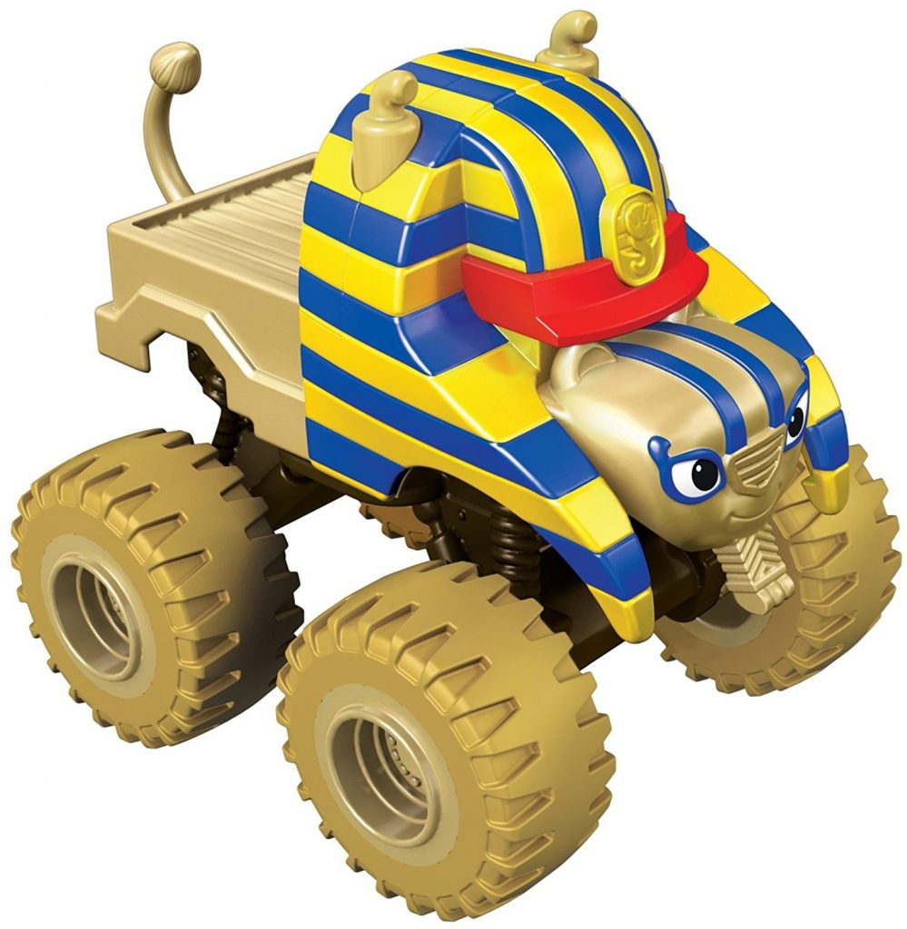 Blaze and the Monster Machines Sphinx Truck