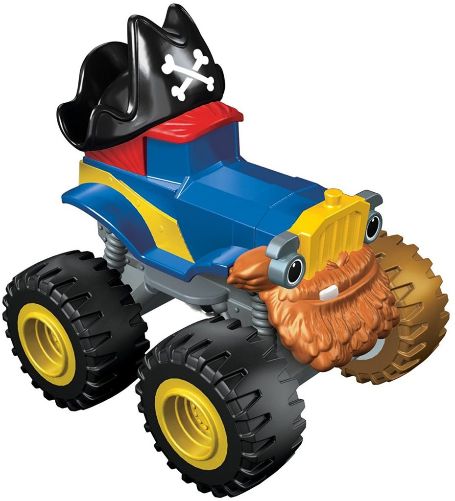 Blaze & the Monster Machines, Pegwheel Pete Vehicle