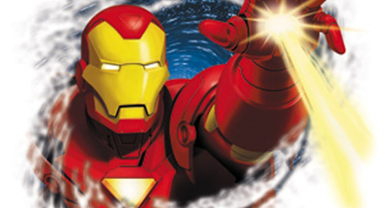 Iron Man Bedding for Kids