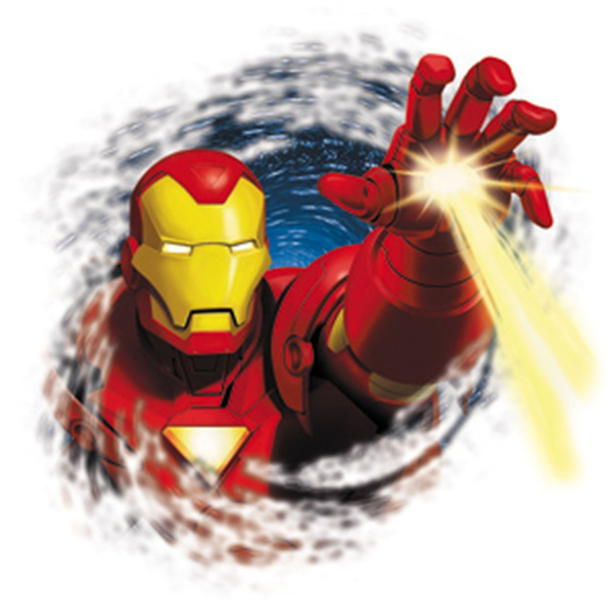 Iron Man Bedding for kids Decal