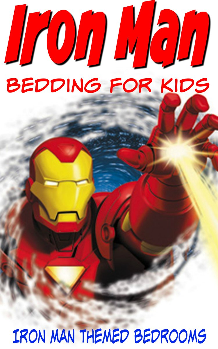 Iron Man Kids Bedding